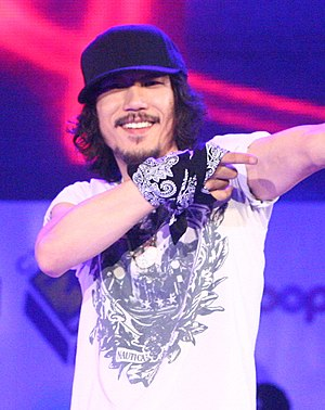 2009 Mnet Asian Music Awards - Tiger JK, Best Male Solo Artist