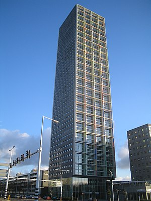 Westpoint Tower - Image: Tilburg westpoint 2