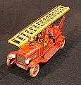 Tin toy fire truck, pic-020.JPG