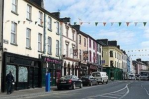 Tipperary - Main Street, Tipperary
