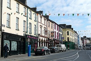 Tipperary (town) Town in Munster, Ireland