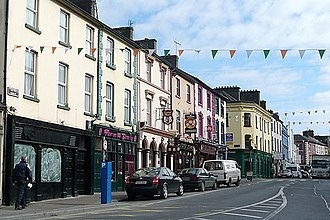 Tipperary - Main Street, Tipperary
