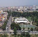 Tirana View from Sky Tower 3.JPG