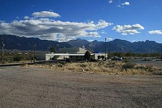 Catalina, Arizona - Image: Titan Missile Silo ^570 9 panoramio