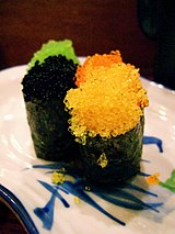 http://upload.wikimedia.org/wikipedia/commons/thumb/4/46/Tobiko.jpg/160px-Tobiko.jpg
