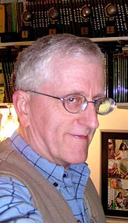 Todd Klein American comic letterer