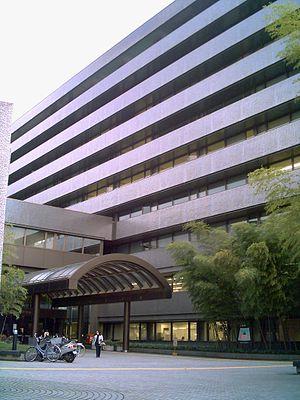 所沢 市役所