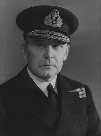 Tom Phillips (Royal Navy officer) - Admiral Sir Tom Phillips