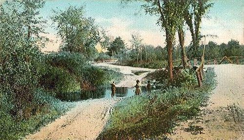 Barrington mailbbox