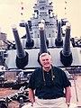 Tom Skinner - Battleship North Carolina.jpg