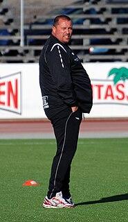 Tom Nordlie Norwegian football manager