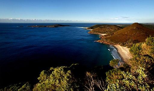 Tomaree Peninsula.Port Stephens NSW. (12075242255)
