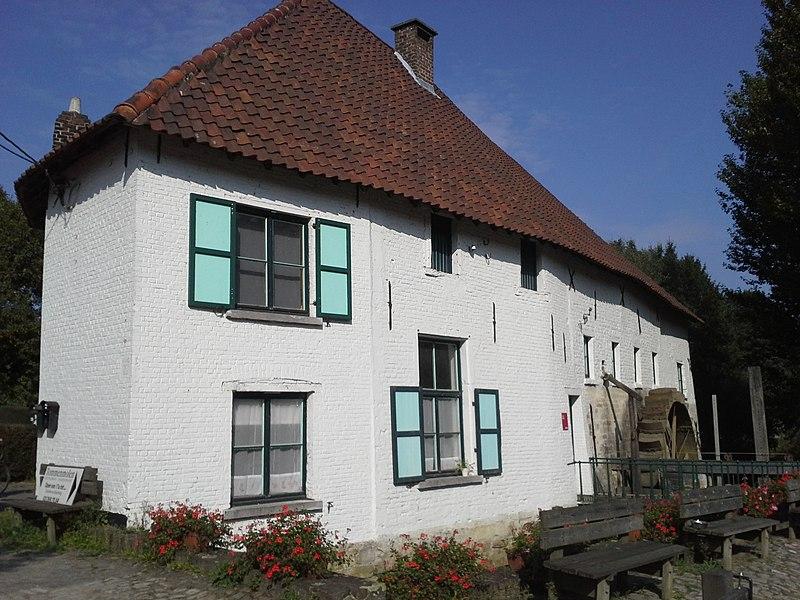 Tommenmolen of Middelmolen Grimbergen
