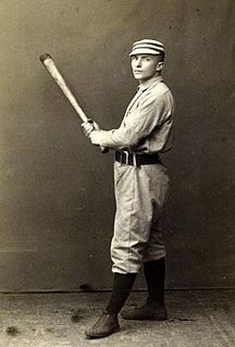 Tommy McCarthy American baseball player and coach