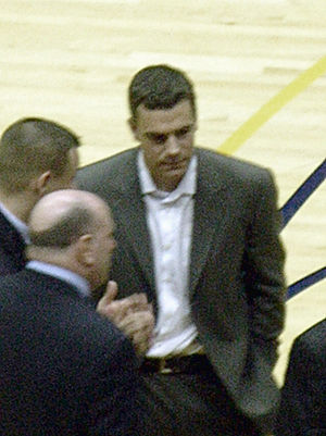 Tony Bennett (basketball) - Bennett coaching Washington State
