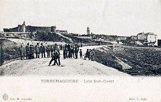 Torremaggiore Comune in Apulia, Italy
