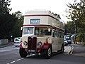 Totnes Station Road - Devon General DR210 (OD7497).JPG