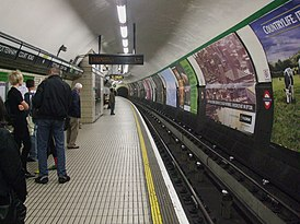Tottenham Court Road stn northbound Northern look south.JPG