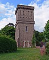 Tower at Ashby de la Zouch Cemetery - geograph.org.uk - 822289.jpg