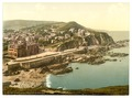 Town and hotels from Capstone, Ilfracombe, England-LCCN2002696818.tif