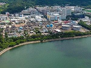 The Hong Kong and China Gas Company - Towngas Tai Po Plant