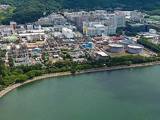 The Hong Kong and China Gas Company - Towngas Tai Po Plant