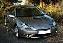 toyota celica wikipedia rh en wikipedia org 2003 toyota celica gts repair manual 2003 Toyota Celica GT Turbo