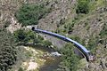Train touristique en direction de Langeac au PK 573,500 de la ligne des Cévennes (Lunon).jpg
