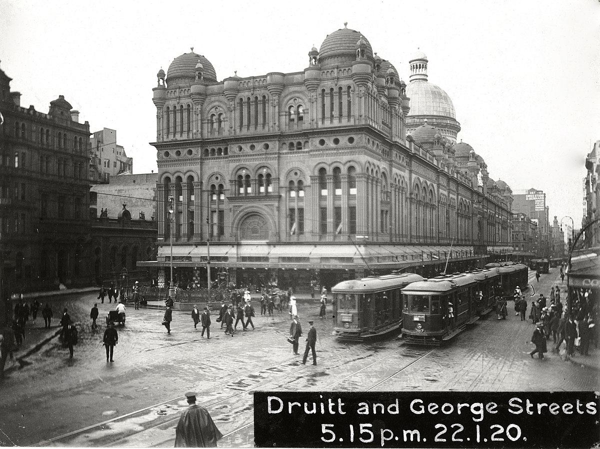 Trams In Sydney Wikipedia 1942 1946 1947 1948 Plymouth Car Color Wiring Diagram