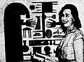 Treania Smith at French Painting Today, Sydney 1953.JPG
