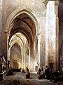 Trierer Dom suedl Seitenschiff 1862 Franz Stegmann.jpg