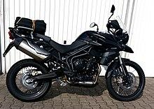 Triumph Tiger 800 Wikipedia