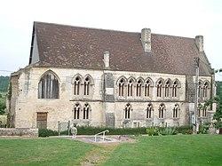 Troarn Abbaye St Martin 1.JPG