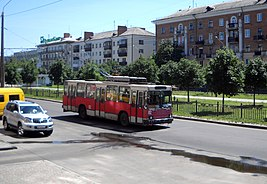 Trolleybus 82 in Poltava.jpg
