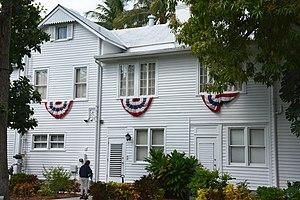 Harry S. Truman Little White House - Image: Truman Little White House, Key West, FL, US (05)