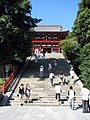 Tsurugaoka Hachiman Shrine View.jpg