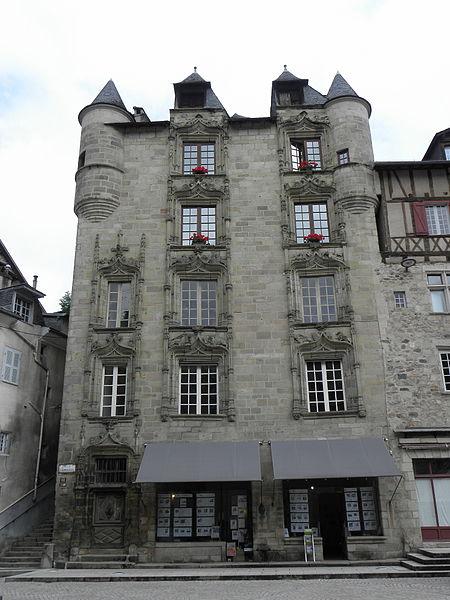 La Maison de Loyac à Tulle (19).