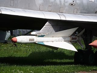 R-4 (missile) Heavy air-to-air missile