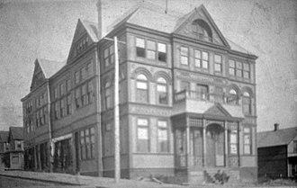 Oliver G. Traphagen - Image: Turner Hall Duluth