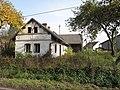 Turze (województwo śląskie), opuštěný dům.jpg