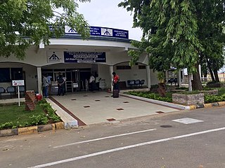 Tuticorin Airport Airport in Thoothukudi, India