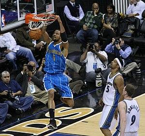 "Slam dunk - A ""slam dunk"""