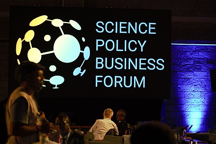 The United Nations Global Science-Policy-Business Forum on the Environment in Nairobi, Kenya (2017). UN-Science-Policy-Business Forum on Environment.jpg