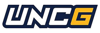 UNC Greensboro Spartans men's basketball - Image: UNCG script logo