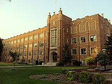 Merrifield Hall, University of North Dakota