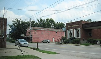 Mauckport, Indiana - Image: US IN Mauckport North America Road Trip The South Kentucky (4891478399)