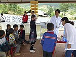 USAID supports deworming medication for school children in Sa Pa district of Lao Cai province (14033748089).jpg