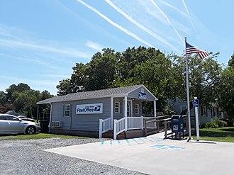 Harborton, Virginia - Harborton post office, July 2018