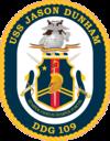 USS Jason Dunham COA.png