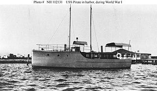 USS <i>Pirate</i> (SP-229)